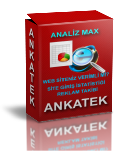 Site İstatistik web analiz